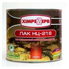 ЛАК НЦ-218 ХІМ ГЛЯНЦЕВИЙ